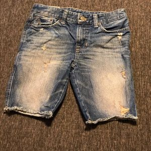 Polo Denim Shorts